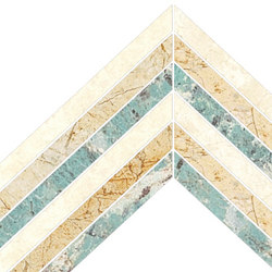 Arrows | Type 03 | Dalles en pierre naturelle | Gani Marble Tiles