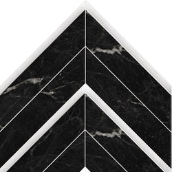 Arrows | Type B 01 | Natural stone tiles | Gani Marble Tiles