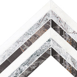 Arrows | Type C 01 | Natural stone tiles | Gani Marble Tiles