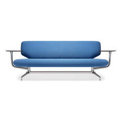 Juxta 48230 | Waiting area benches | Keilhauer