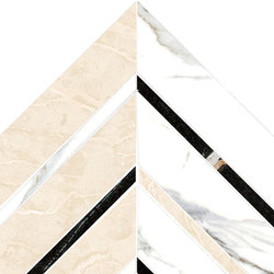 Arrows | Type E 02 | Natural stone tiles | Gani Marble Tiles