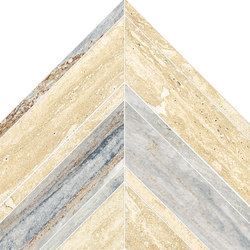 Arrows | Type F 02 | Dalles en pierre naturelle | Gani Marble Tiles