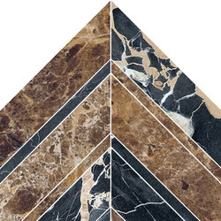 Arrows | Type H 05 | Dalles en pierre naturelle | Gani Marble Tiles