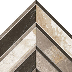 Arrows | Type J 01 | Naturstein Fliesen | Gani Marble Tiles