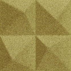 Shapes - Summit (Olive) | Cork tiles | Architectural Systems