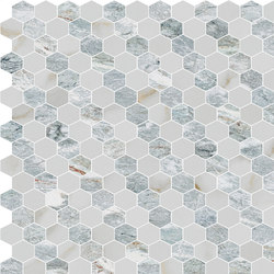 Hexagons | Type K | Dalles en pierre naturelle | Gani Marble Tiles