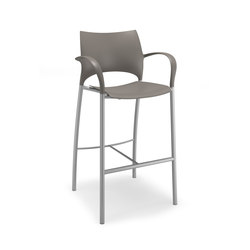 Loon 1715 | Bar stools | Keilhauer