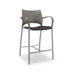 Loon 1724 | Bar stools | Keilhauer