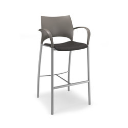 Loon 1725 | Bar stools | Keilhauer