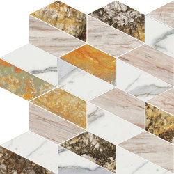 Special Cut | Type L | Dalles en pierre naturelle | Gani Marble Tiles