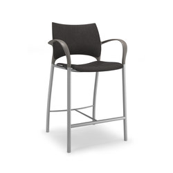 Loon 1734 | Bar stools | Keilhauer