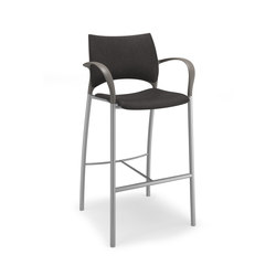 Loon 1735 | Bar stools | Keilhauer