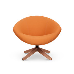 Luno 69005 | Lounge chairs | Keilhauer
