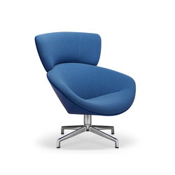 Luno 69014 | Lounge chairs | Keilhauer
