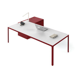 More | Single Desk | Schreibtische | Estel Group