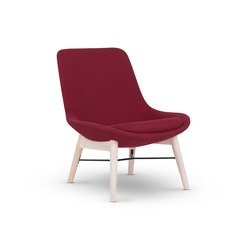 Ponder 68722 | Lounge chairs | Keilhauer