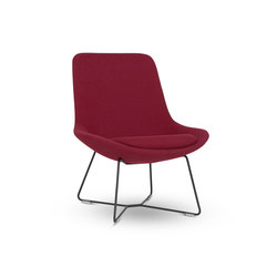Ponder 68723 | Lounge chairs | Keilhauer