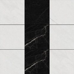 Mosaic Square 3x3 | Type A | Dalles en pierre naturelle | Gani Marble Tiles