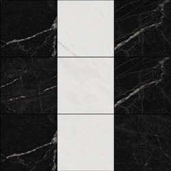 Mosaic Square 3x3 | Type B | Dalles en pierre naturelle | Gani Marble Tiles