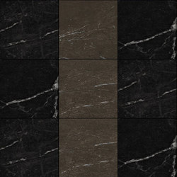 Mosaic Square 3x3 | Type D | Dalles en pierre naturelle | Gani Marble Tiles