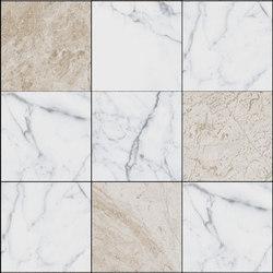 Mosaic Square 3x3 | Type E | Naturstein Fliesen | Gani Marble Tiles