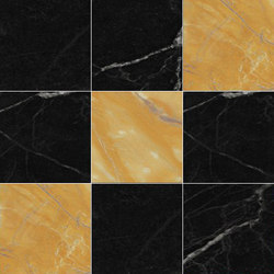 Mosaic Square 3x3 | Type G | Dalles en pierre naturelle | Gani Marble Tiles