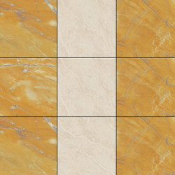 Mosaic Square 3x3 | Type I | Dalles en pierre naturelle | Gani Marble Tiles