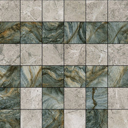 Mosaic Square 6x6 | Type A | Natural stone tiles | Gani Marble Tiles