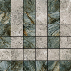 Mosaic Square 6x6 | Type B | Dalles en pierre naturelle | Gani Marble Tiles