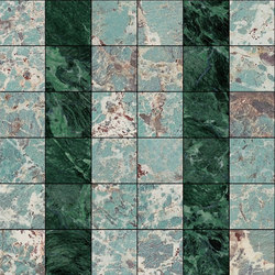 Mosaic Square 6x6 | Type G | Dalles en pierre naturelle | Gani Marble Tiles