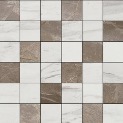 Mosaic Square 6x6 | Type I | Dalles en pierre naturelle | Gani Marble Tiles