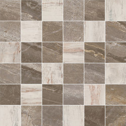 Mosaic Square 6x6 | Type J | Dalles en pierre naturelle | Gani Marble Tiles