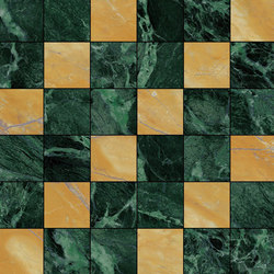 Mosaic Square 6x6 | Type L | Dalles en pierre naturelle | Gani Marble Tiles