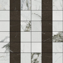 Mosaic Square 6x6 | Type M | Dalles en pierre naturelle | Gani Marble Tiles