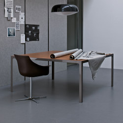 More | Meeting Table | Tavoli contract | Estel Group
