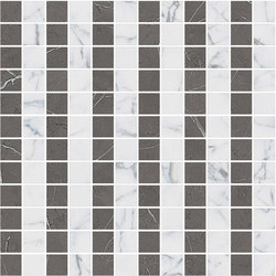 Mosaic Square LINE 12X12 | Type B | Natural stone tiles | Gani Marble Tiles