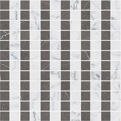 Mosaic Square LINE 12X12 | Type B | Piastrelle pietra naturale | Gani Marble Tiles