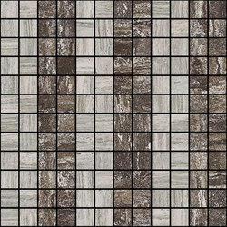 Mosaic Square LINE 12X12 | Type C | Natural stone tiles | Gani Marble Tiles
