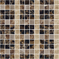 Mosaic Square LINE 12X12 | Type M | Natural stone tiles | Gani Marble Tiles
