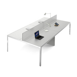 More | Desk | Tischsysteme | Estel Group