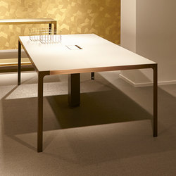 More | Meeting Table | Tavoli multimediali per conferenze | Estel Group
