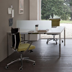 More | Desk | Sistemi tavolo | Estel Group