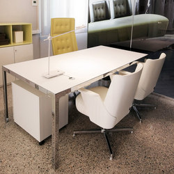 More | Single Desk | Scrivanie | Estel Group
