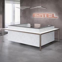 More | Reception | Reception desks | Estel Group