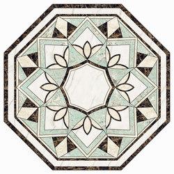 Medallion Round | PH035 | Natural stone panels | Gani Marble Tiles
