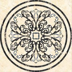 Medallion Round | PH087 | Natural stone panels | Gani Marble Tiles