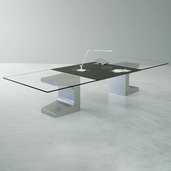 Niemeyer | Meeting Table | Executive desks | Estel Group