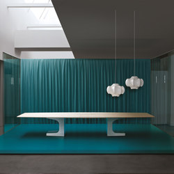 Niemeyer | Meeting Table | Conference tables | Estel Group