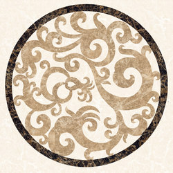 Medallion Round | PH011 | Natural stone panels | Gani Marble Tiles