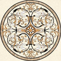 Medallion Round | PH022-1 | Natural stone panels | Gani Marble Tiles